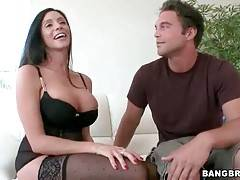 Amazing Milf Starves For Nice Thick Dick 2