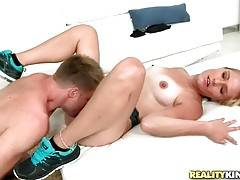 Hot Looking Mature Blonde Starves For Cock 2