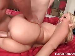 Sexy Girl Gets Drilled On Mother`s Eyes 1