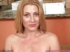 Jennifer Best readily takes her bra off fleshing her big boobs.