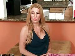 Have fun today with awesome mature blonde Jennifer Best.